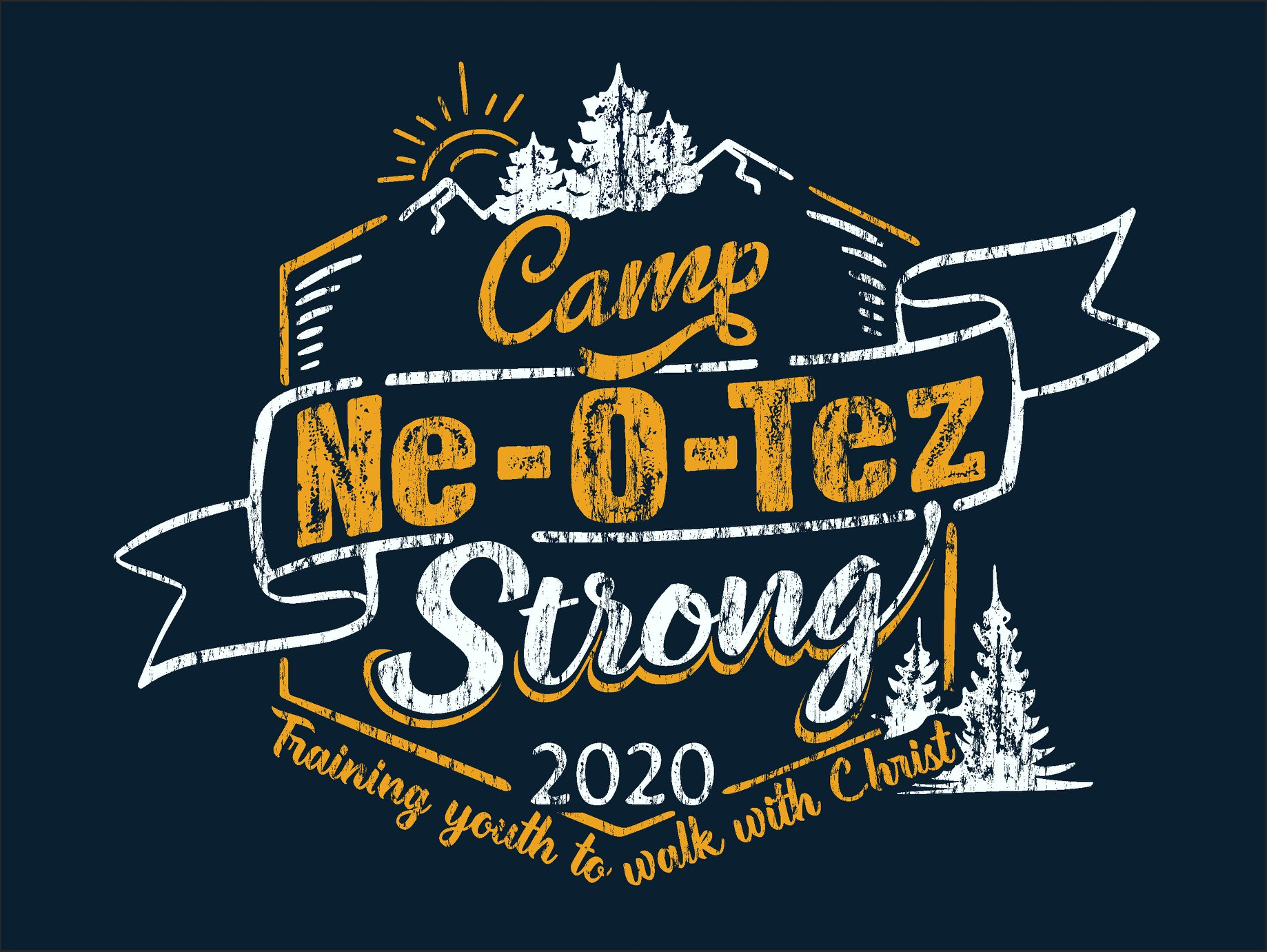 Order your 2020 Tee or Hoodie Now
